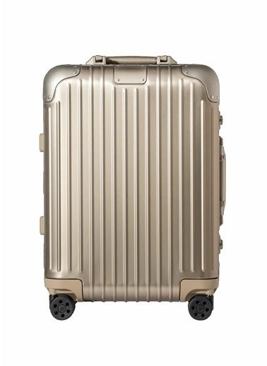 Rimowa Rimowa Orginal Check In Medium Bavul 101616633 Gümüş
